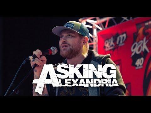 Asking Alexandria Unscripted Recap Video