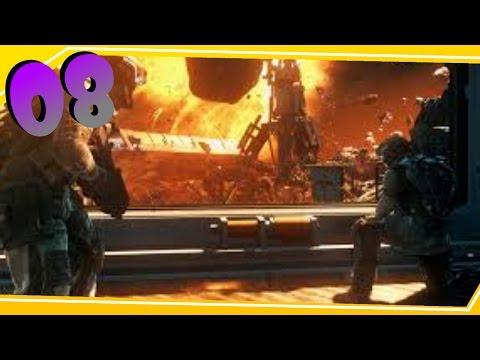 Infinite Warfare Campaign    Walkthrough {08} -Asteroid Rescue Mission!