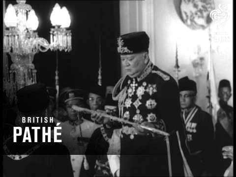 Coronation Of A Sultan (1960)
