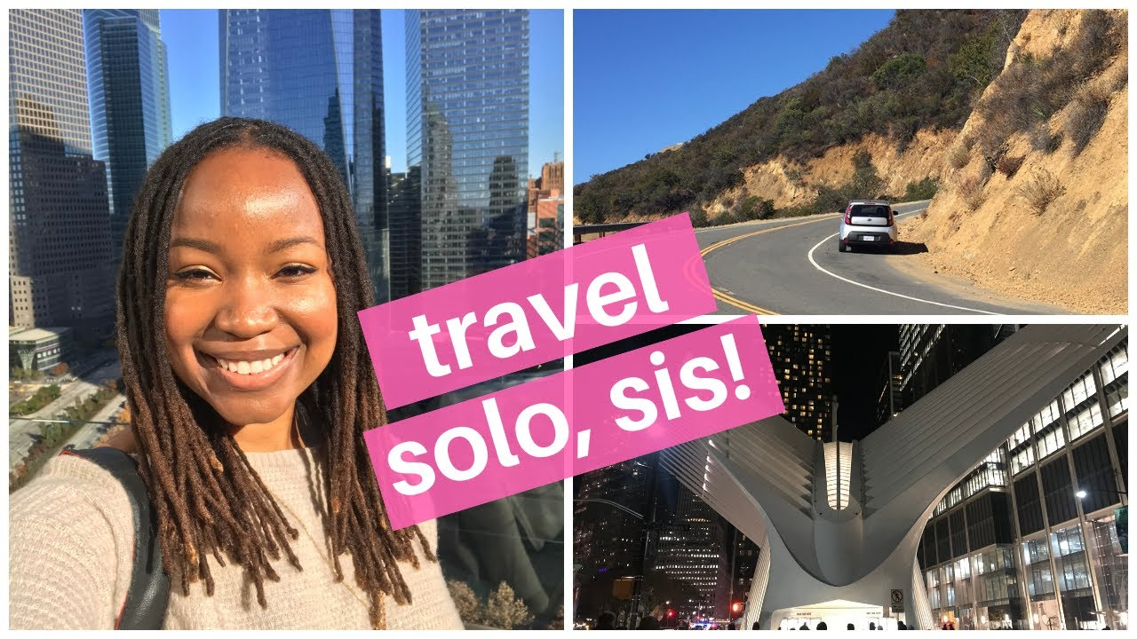 Solo Travel for Women: Don't Be Afraid!