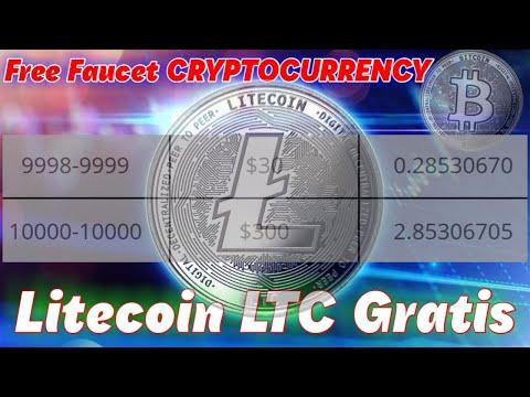 Faucet Litecoin (LTC) || Penghasil Uang Crypto || Faucet Cryptocurrency Gratis || Mining Bitcoin
