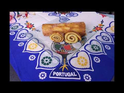 """torta-de-laranja---roulé-à-l'orange-(gâteau-portugais)-""""recette-rapide"""""""