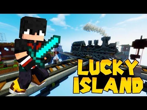 LA PEQUEÑA HACKER - LUCKY ISLAND - MINECRAFT - Gameplay Español