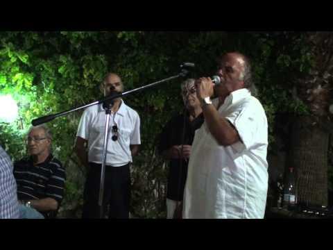 Nun O' Pensa' Di Pino Marchese Canta ....Il Grande Alberto Savalli