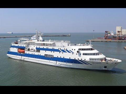 M V Lagoons Lakshadweep tour passenger ship at kochi willingdon island