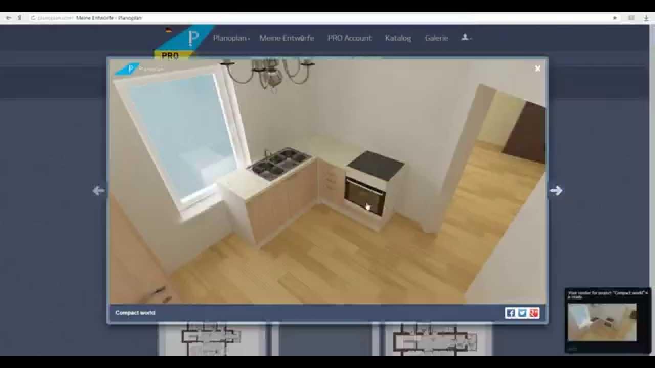 3d raumplaner planoplan teil 3 youtube for Raum planen 3d