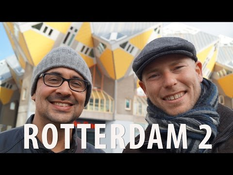 Rotterdam City Center- Best Things To See & Do
