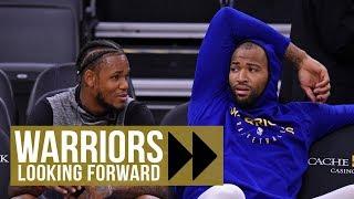 Warriors Looking Forward