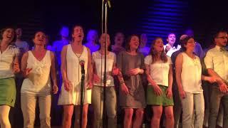"""Cantaloop bei der Jazz Night beim Deutschen Chorwettbewerb 2018: """"Ain't nobody"""""""