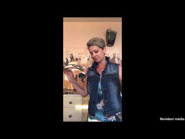 Annie Mongrain - Grande gagnante dans la catégorie Interprète country