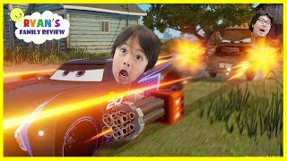 Cars 3 Driven to Win Gameplay Racing Game Lightning McQueen Part 2! Let