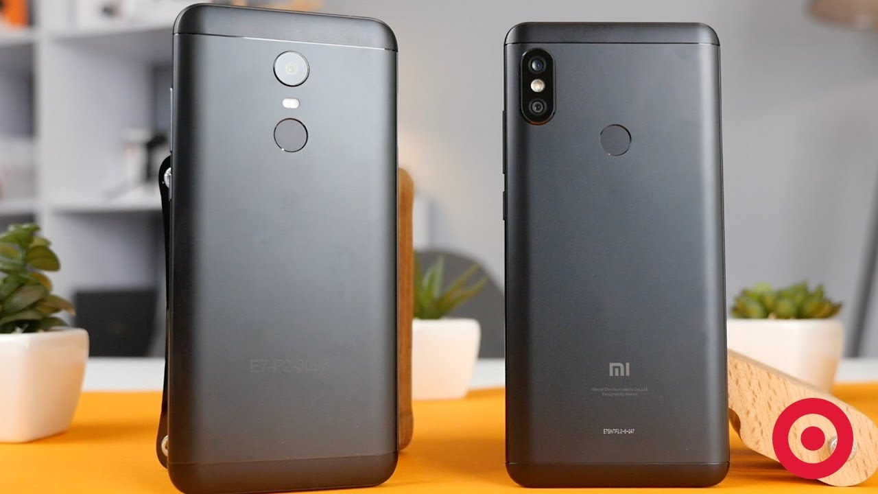 Xiaomi Redmi Note 5 против Redmi 5 Plus