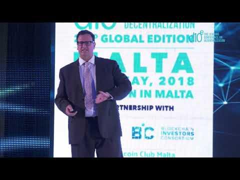 Visionary Blockchain Projects | Alex Lightman | CEO @ Token Communities Plc.