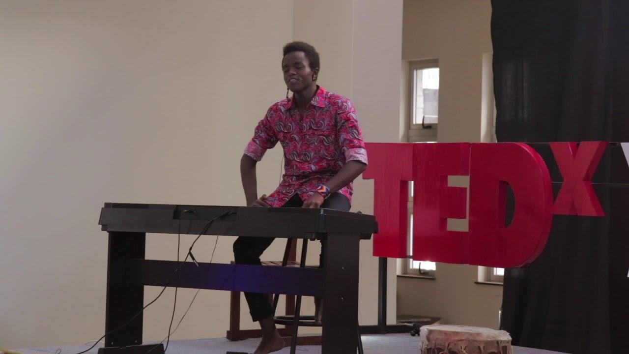 Cover of 'Doomed' by Moses Sumney | Wayne Kigen | TEDxYouth@AKAMombasa