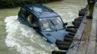 Абхазия 2009...Как мы тонули на машине....