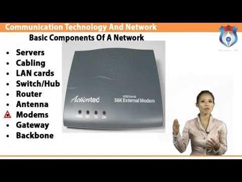 Communication Technology And Network