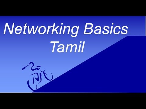 Introduction To Networking || Networking Basics || Beginners || [Tamil]