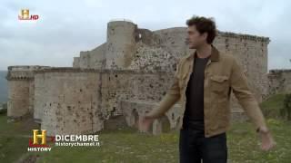 Attacco al castello - Battle Castle - Voce di Dan Snow - History Channel - Francesco Cavuoto