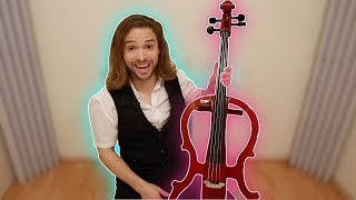 ELECTRIC CELLO on AMAZON Review | Cello Coach Talks