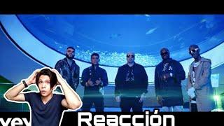 ( Reacción ) El Coyote The Show, Farruko, Tito El Bambino - No Le Bajes (Official Video).mp3