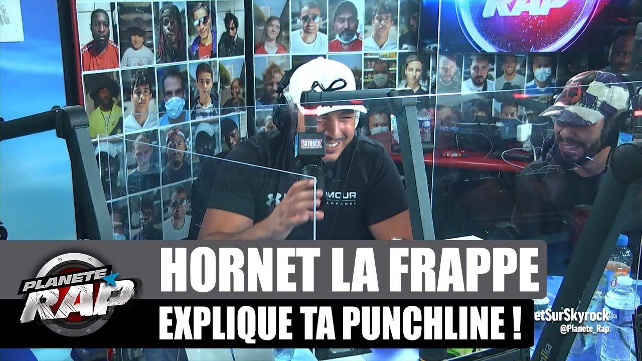 Download Hornet La Frappe explique ses PUNCHLINES ! (Calumet, Kedaba...) #PlanèteRap