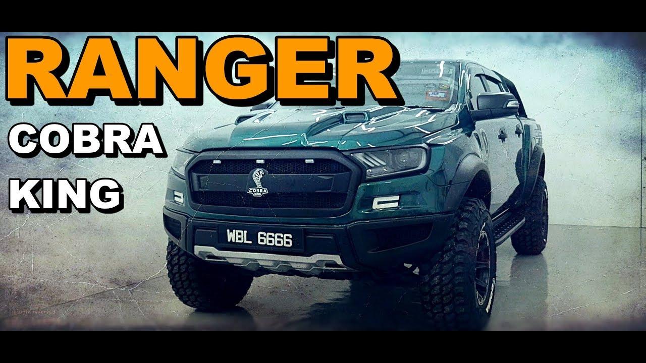 Ford Ranger Cobra King R2r Wide Bodykit By Sham Bodykit Youtube