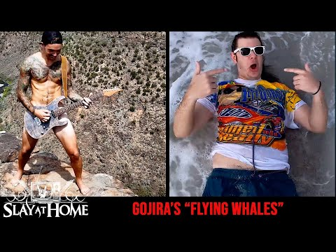 "ENTERPRISE EARTH  + TRAITORS Cover GOJIRA's ""Flying Whales"" 