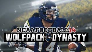NCAA Football 14 - Illinois Tech Dynasty Ep. 67 - Week 14 vs. Cal [Season 4]