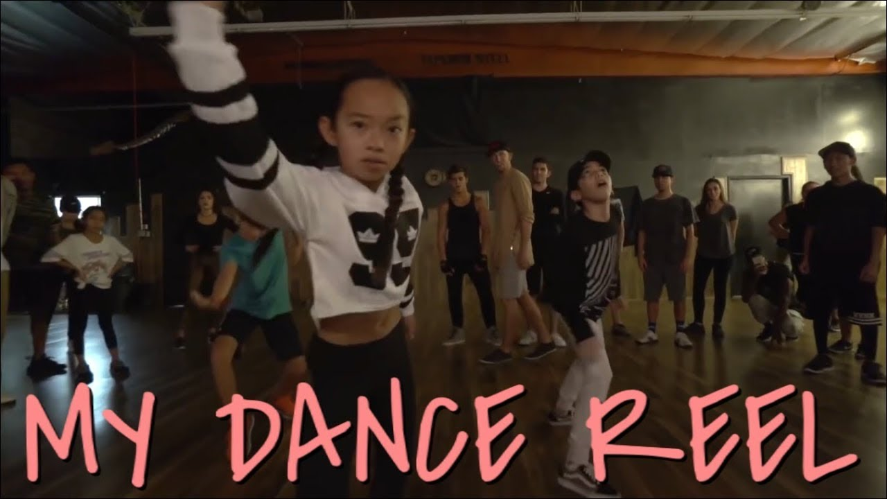 Nicole Laeno | Dance Reel 2017 | Hip Hop Jazz Funk