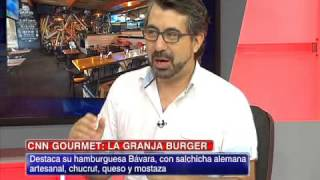 CNN Gourmet: Hamburguesas Premium
