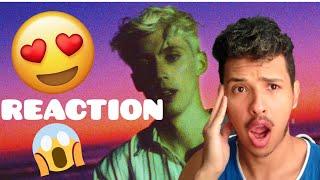Reaction To Troye Sivan LUCKY STRIKE