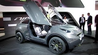 Kia Niro Concept 2013 Videos