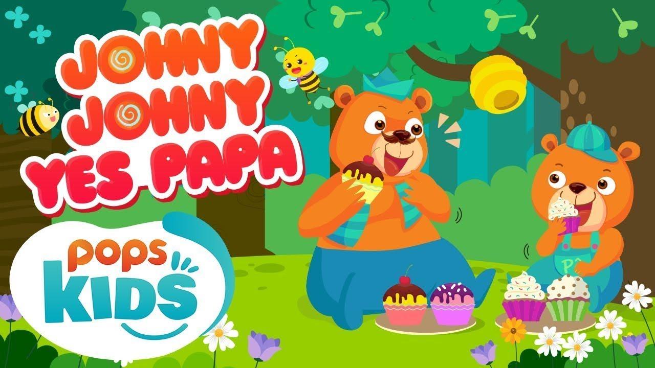 [New] Johny Johny Yes Papa - Nhạc Thiếu Nhi Vui Nhộn   Mầm Chồi Lá Tiếng Anh Tập 9