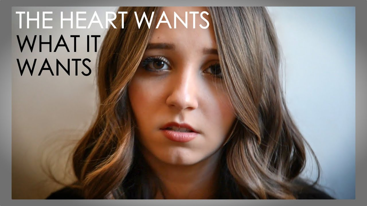 The Heart Wants What It Wants Album Cover