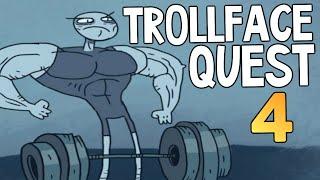 Trollface Quest 4 - ОЛИМПИАДА ТРОЛЛЕЙ