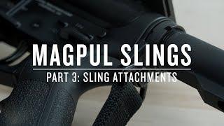 Adaptateur Magpul Industries Clip Rapide D/étachez