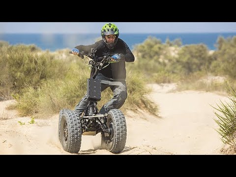 Download New 2020 EZRAIDER HD4 All-Electric Heavy-Duty 4x4 Off-road Utility Vehicle