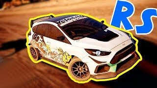 LA MIA FORD DA RALLY ( Focus RS ) - Need For Speed Payback