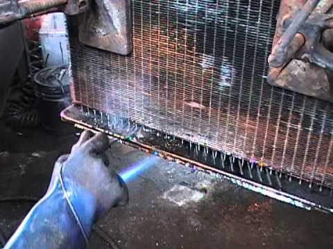 Radiator Repair 2 Youtube