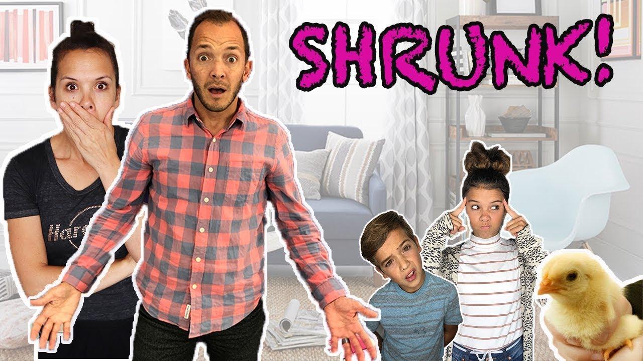 HONEY We SHRUNK the kids!!  spell book series episode 10