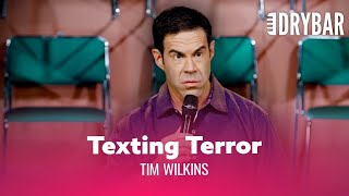 Don't Teach Your Grandma How To Text. Tim Wilkins - Full Special
