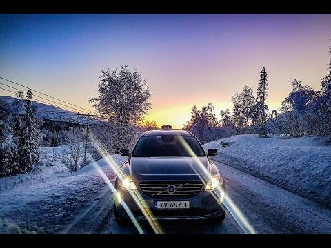 Lets Go For A Drive   Trofors - Mosjøen. 360° Video