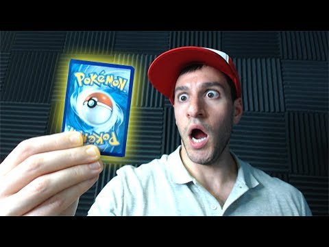 I CAN'T BELIEVE I PULLED THIS SUPER RARE POKEMON CARD FROM DOLLAR TREE PACKS!