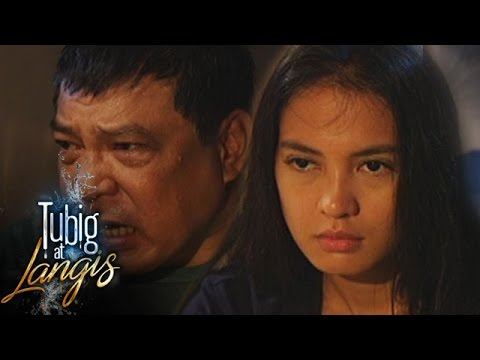 Tubig at Langis: Nestor and Clara's revenge