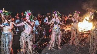 Танцы в бикини. Дакота на Бали. Лоханулись с деньгами.