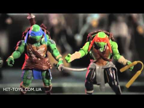 TMNT Черепашки Ниндзя Фигурки из фильма, купить в интернет-магазине