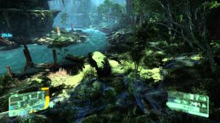 Crysis 3 PC graphics comparison Pt.1 - Textures, Shadows, Water, Objects