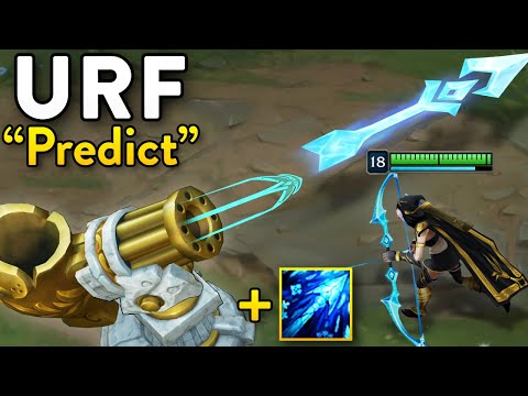 MISSING URF 2019 😥 (Best URF Outplays, 200IQ Predictions, Fun Moments...)