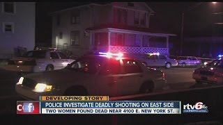 Police investigate deadly shooting on east side