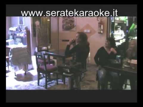 Sexy Dance Antonella di S. Stefano di Camastra - Karaoke con Davidù e Stefy Animazione
